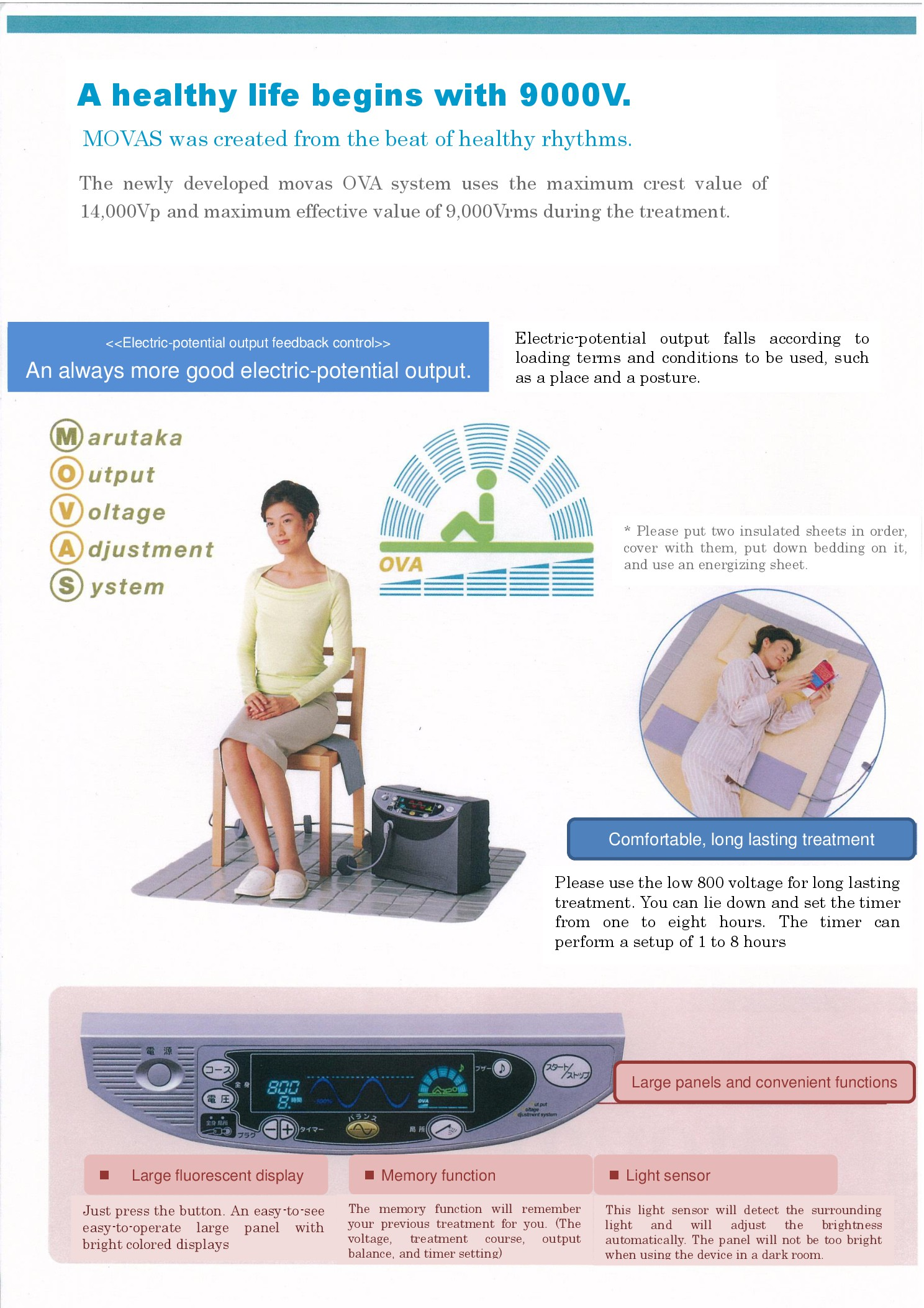 Electric Potential Therapy Device on Sale @ 30% Discount