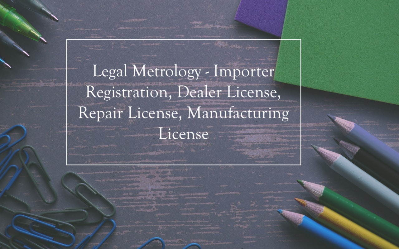 Important update on LMPC Regn for Importers
